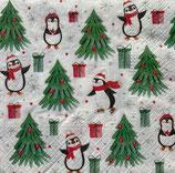 X'mas6中 X23 TL801100 Christmas Penguins