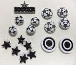 ボタン *418 Soccer