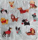 X'mas4中 X35 193322 Merry Dogs