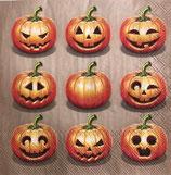 ハロウイン中 F93 DC 13314695 Halloween Pumpkins