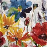 SI11中 F77 367743 Flores Rojasy Amarillas