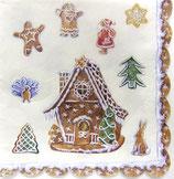 SPX小1 X19  DCX-1582600 Gingerbread Village