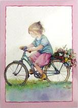 PCLisi *018241「自転車に乗って」10