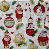 X'mas6中 X10 33315560 Hanging Ornaments