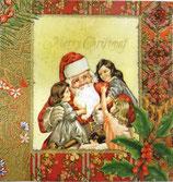 XS中  X02  DLX-006703 Weihnachts mahn mit Engel
