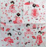 日本製ペーパー 21-609-350 舞妓さん