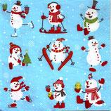 X'mas 3中 X06 600089 Active Snowman