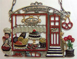 壁飾り *12-02052c Backerei パン屋