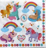 MCH中 F100 SLOG042001 Rainbow Ponies