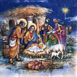 X'mas5中 X19 SLGW021201   Holy Family
