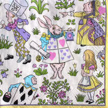 A中 C604 *14360L ALICE IN WONDERLAND