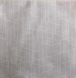 Dinner Nonwoven Fabric   D-10 87071  Tarik   淡いグレイ 6枚入