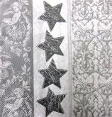 SPX小1 X32 C50651 Stars'n' Ornament Silver