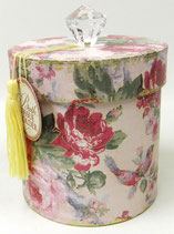 Toilet Tissue Holder  APU-53644 Flower watercolor