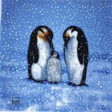 X'mas 3中 X31 611820 Penguin Family