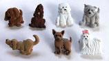 ボタン *4674 Puppy Parade
