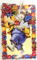 PS Greeting Cards APU-GC6839 Happy Bunny