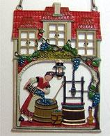 壁飾り *12-02128c Winzer ワイナリー