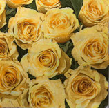 SI14中 F132 SDOG011001  Yellow Rose Wall paper