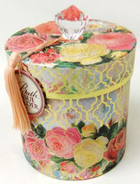 Toilet Tissue Holder  APU-43624 Modern Rose
