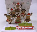 3DX'mas *CPS1139「Reindeer Tier」