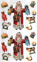 Seal STAO *60X222「Santa」