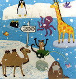 MCH中 F116 DL-72710741 冬の動物園
