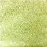 Emboss 13304931 ELEGANCE Light Green 3 7枚入り