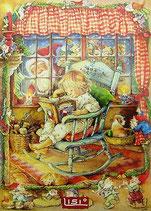 PCX Lisi「クリスマスの本を読んでいます」-38