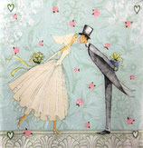 Emboss F40 24011 Moments Bride and Groom