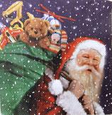 SPX小1 X02  DCX-588800 Santa and Presents
