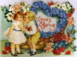 PS Greeting Cards APU-GC57360 Love Secrets