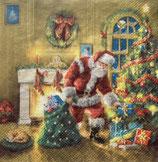 X'mas6中 X05 SDL231800 Santa is here