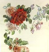 テーブルクロス 110-429 横浜の薔薇