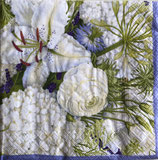 SI5 C601 15730L  White Bloomks