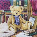 SI11中 F69 13308970 Teddy in Library