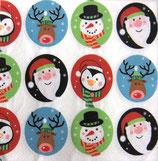 XS中 X28 004901 クリスマスモチーフ