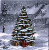 SPX小1 X29 32512310 Tree on square
