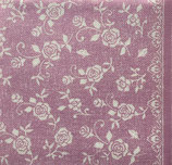 Dinner Nonwoven Fabric D- 05  MK-88364 Lace (rosé) 6枚入り