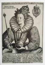 イギリス製ポストカード Queen Elizabeth I