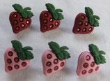 ボタン *141 Strawberry
