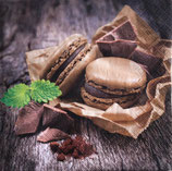 SI11中 F49 344896 Macaroons & Chocolate