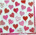 A中 F38 *17470L  Calico Hearts