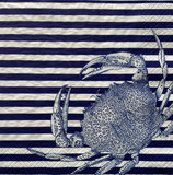 SI5 F103-1 14571L  Crabs and Stripes