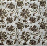 SI17中 F128 SLOG051101 Floral Oriental Background