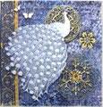 PS小 P05 53630 Snowy Peacock