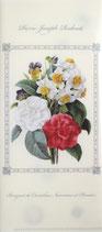 チケットケース「ルドゥーテの花々」*P019-03