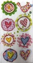 229 *01313 Lovely Hearts