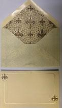 01-6468 Lilium  Kartos 封筒&カードBOX入