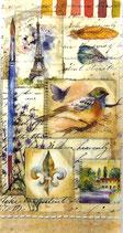 ゲストタオル 43245 Sketchbook